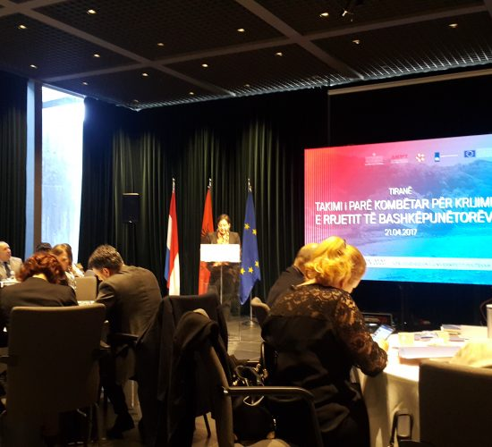 Planet Vendore, Gjermeni: Vitin e ardhshëm mbështetje financiare për 18 bashki, MZHU, 21 Prill 2017
