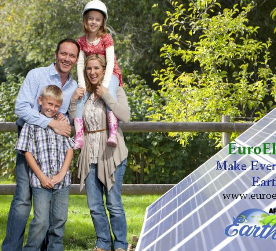 EuroElektra: Make Every Day, Earth Day! 22 Prill 2017