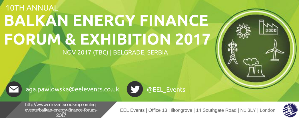 Balkan Energy Finance Forum 2017