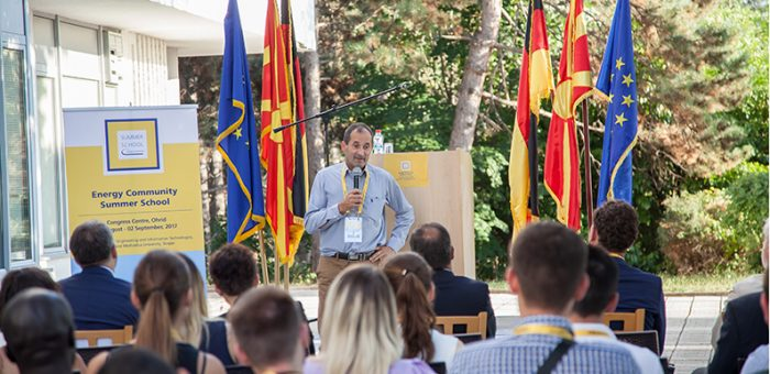 Second Energy Community Summer School launched today in Ohrid, by BGEN, on 26th August 2017