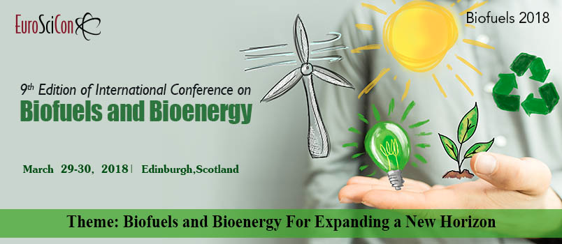 International Conference on Biofuels and Bioenergy 2018