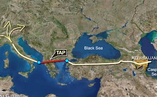 Trans Adriatic Pipeline is 50% Completed, Press release Trans Adriatic Pipeline, 7 September 2017