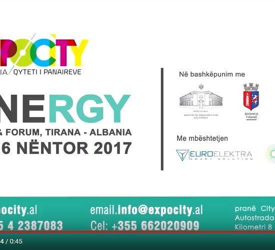 Ftese ne Energy Expo & Forum 2017, organizuar me mbështetjen e EuroElektra Sh.p.k & Gazsjellësi TAP