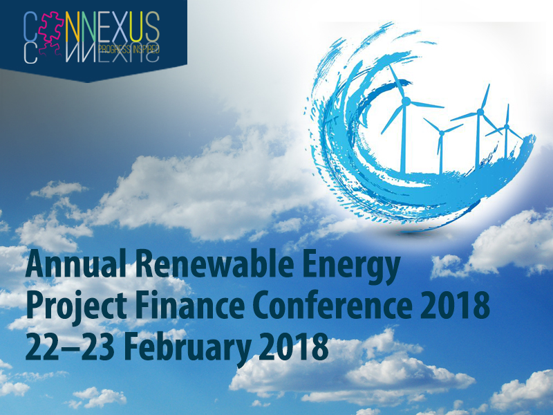 3rd Annual Renewable Energy Project Finance Conference