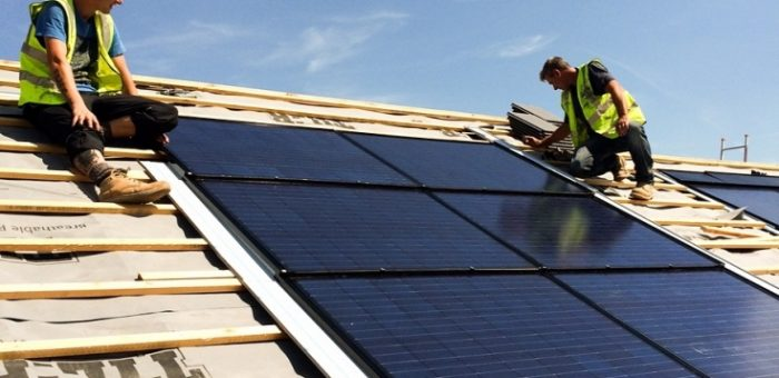 Solar advice: Hold the importer liable!