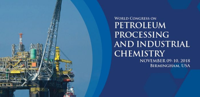 World Congress on Petroleum Processing and Industrial Chemistry