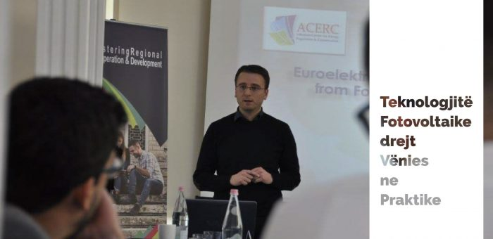 Teknologjitë Fotovoltaike drejt Vënies ne Praktike