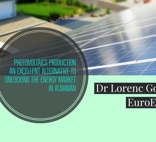 Photovoltaics an alternative to unlocking the energy market