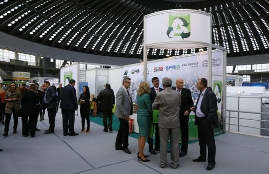 14th  International Environmental Protection Fair – Ecofair, Oct. 4 – 6, 2017, Belgrade Fair, Serbia