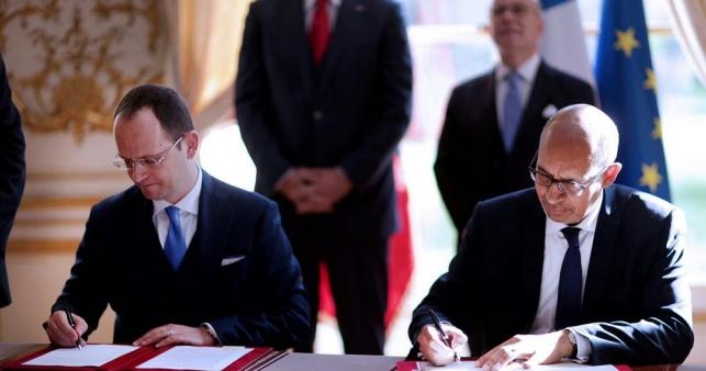 Nënshkruhet në Paris partneriteti strategjik Shqipëri-Francë, 28 Mars 2017