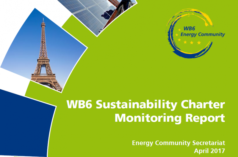 Secretariat's WB6 04/2017 Sustainability Charter Monitoring Report