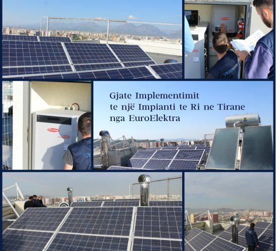 Impiantet fotovoltaike një teknologji me shume opsione përdorimi, Dr. Lorenc Gordani, 28 Prill 2017