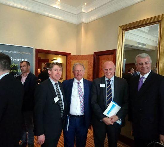 """""""Albanian Green Energy Forum"""", bashkëpunimi i radhës Shqipëri-Britani, Gazeta Shqip me 04 Maj 2017"""