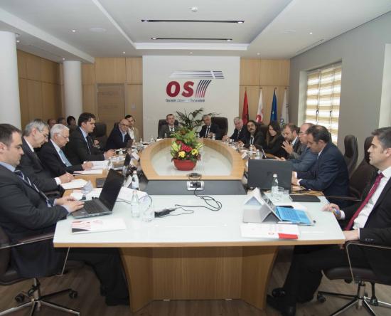 OST, Takimi i Nivelit të Lartë me Operatorët e disa Vende Anëtare të ENTSO-E, OST, 19 Maj 2017