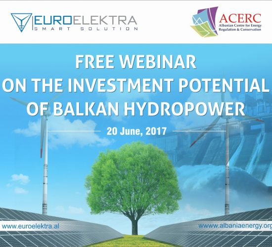 Upcoming report on rights in hydroelectric investment in the WBs, ESC Adriatic, 14th June 2017