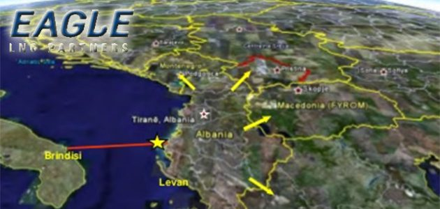 Eagle LNG, gazsjellësi Shqipëri-Itali, nga Revista Monitor, Postuar me 07 Korrik 2017