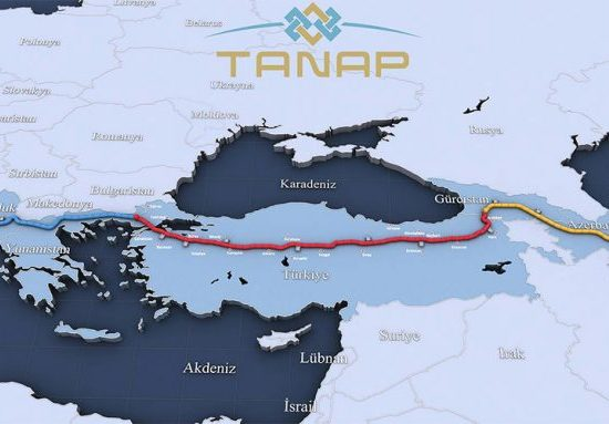 TAP: 47% of pipes lowered in trenches in Greece, by Leman Zeynalova, 23 August 2017