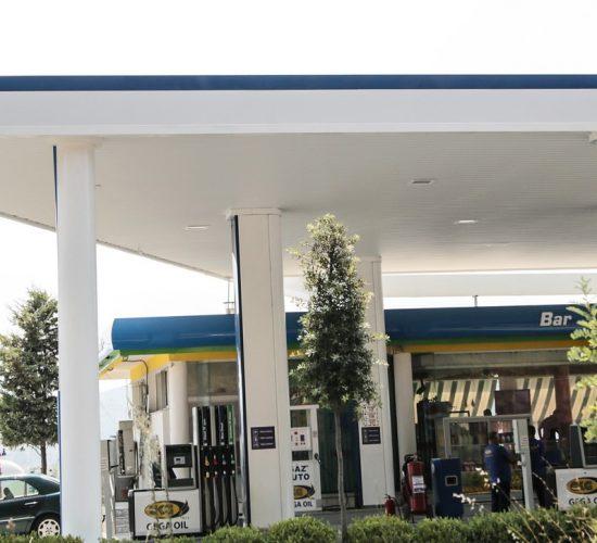 Kontroll dhe masa për të gjitha pikat e palicencuara të karburanteve, Bashkia Tirane, 9 Gusht 2017