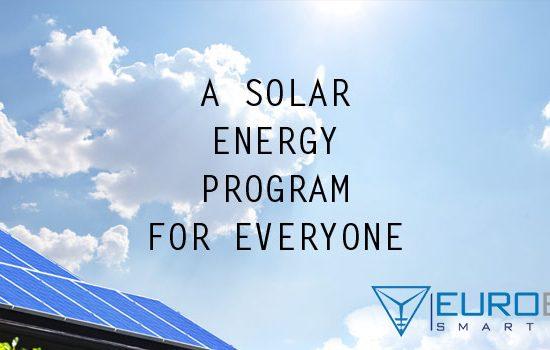 A ka interes nga sipërmarrja për te investuar ne burime fotovoltaike?