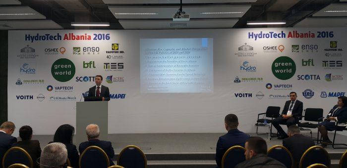 Albania foster progress on sustainable energy markets by Dr Lorenc Gordani
