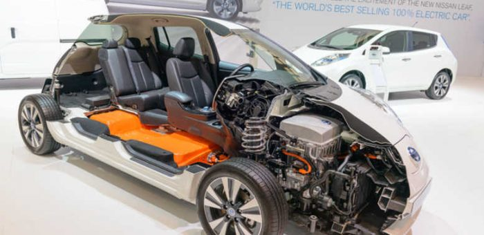 European Electric Vehicle Batteries Summit 2018