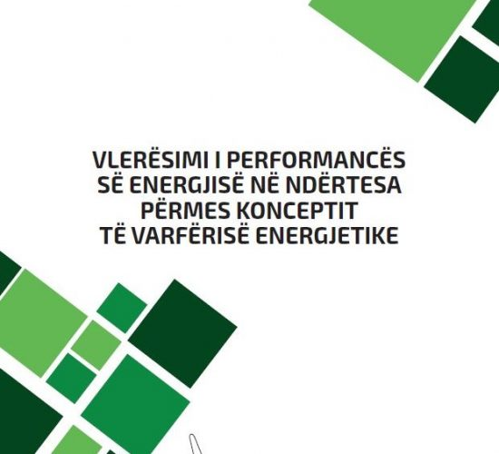 Vlerësimi i performancës së energjisë në ndërtesa