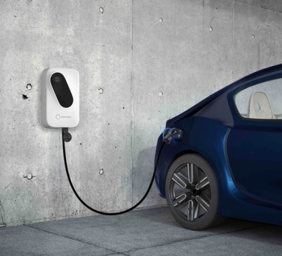 SonnenCharger: Sonnen makes clean energy available for electric cars